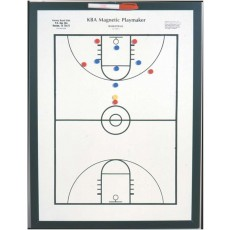 "KBA Magnetic Playmaker Basketball Coaching Board, 24"" x 36"""
