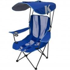 Kelsyus Folding Chair with Shade Canopy