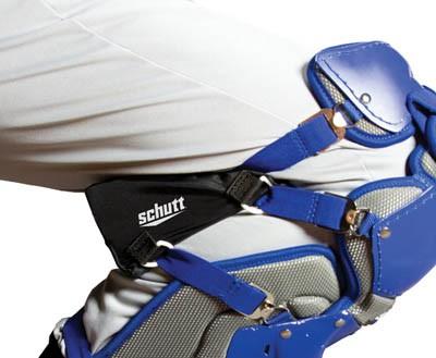 Schutt Catcher S Comfort Knee Pads Youth