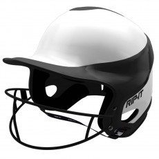 Rip-It VISJ Fastpitch Batting Helmet w/Mask, HOME, XS