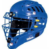 Wilson A5520 Shock FX 2.0 Catcher's Helmet, ADULT
