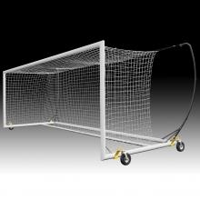 Kwik Goal (pair) 8x24 Pro Premier Portable Soccer Goals w/ SWIVEL Wheels, 2B9006SW