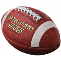 Rawlings ST5AB Official NFHS Leather Football