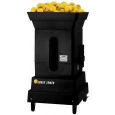 Tennis Tutor Tower Competitor Ball Machine