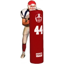"Fisher 54""H Stand up Football Dummy, 14"" Dia., SUD-5414"