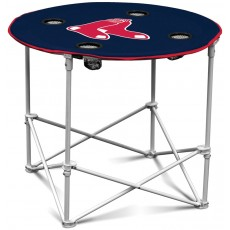 Boston Red Sox MLB Pop-Up/Folding Round Table