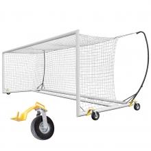 Kwik Goal Pro Premier Copa 8'x24' Portable Soccer Goal w/ Swivel Wheels, 2B9006SW