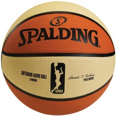 Spalding WNBA Replica Outdoor Basketball, 28.5""