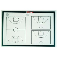 "KBA Multi-Court Playmaker Basketball Coaching Board, 24"" x 36"""