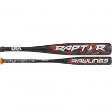 2018 Rawlings Raptor -10 (2-1/4) Youth USA Baseball Bat, US8R10
