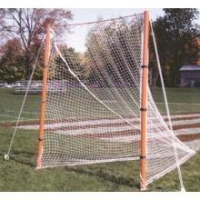 GOAL PGLAZ6 PowerGoal Portable Lacrosse Practice Goal, 6' x 6'