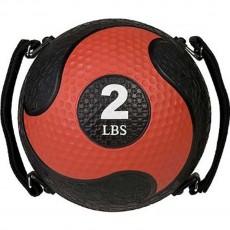 Champion SMD2 Rhino Ultra Grip Medicine Ball, 2 lbs