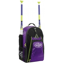 "Louisville Xeno Fastpitch Stick Backpack, EBXNSP6, 13"" x 8"" x 20"""
