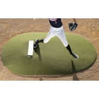 "Portolite Game Mound 8""H, Green"