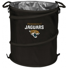 Jacksonville Jaguars NFL Collapsible 3-in-1 Hamper/Cooler/Trashcan