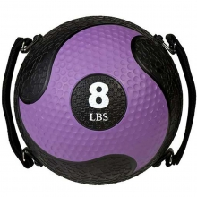 Champion 8 lb Rhino Ultra Grip Medicine Ball, SMD8