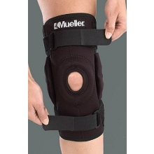 Mueller Wrap-Around Knee Brace, LARGE, 17'' to 19''