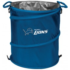 Detroit Lions NFL Collapsible 3-in-1 Hamper/Cooler/Trashcan
