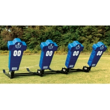 Fisher 9004 Big Boomer Blocking Sled, 4 MAN