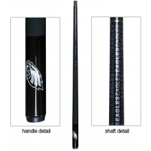 Philadelphia Eagles NFL Billiards Cue Stick