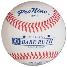 Pro Nine BRL1 Official Babe Ruth Baseballs, dz
