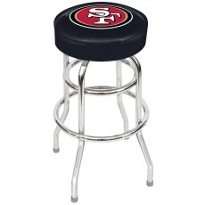 "San Francisco 49ers NFL 30"" Bar Stool"