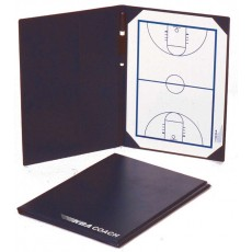 KBA Basketball Coach Double Playmaker Coaching Board & Folder