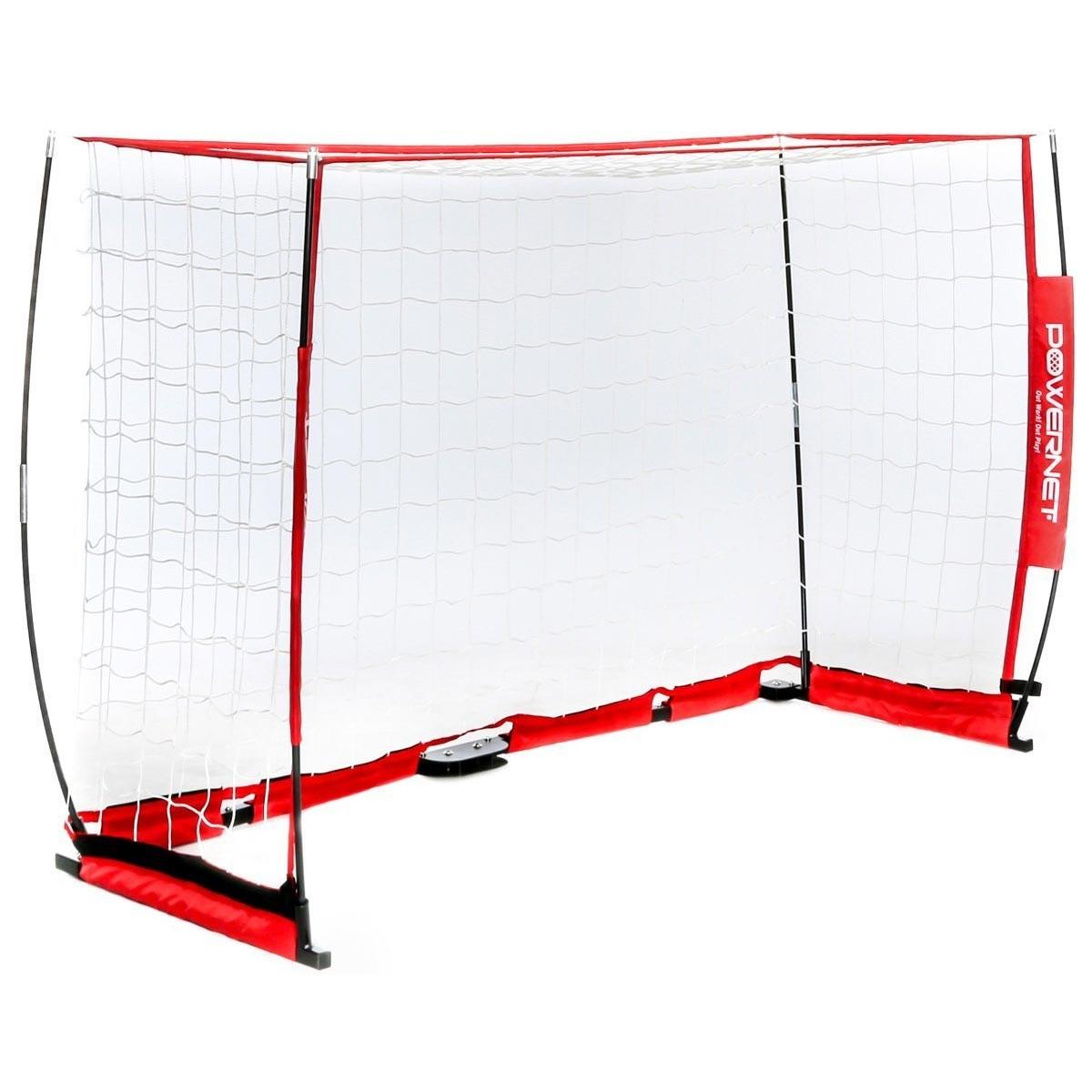 Powernet 2m X 3m Pop Up Futsal Soccer Goal