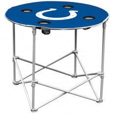 Indianapolis Colts NFL Pop-Up/Folding Round Table