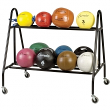 Champion MBR4 Medicine Ball Storage Cart Rack