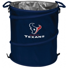 Houston Texans NFL Collapsible 3-in-1 Hamper/Cooler/Trashcan