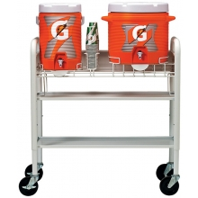 Gatorade Double Cooler Transport Cart