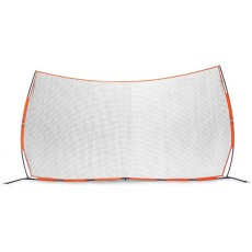 "BOWNET BowBarrier Barrier Sports Net, 21' 6""W x 11' 6""H"
