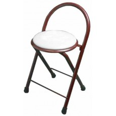 Stadium Chair Locker/Time Out Stool, NO ART