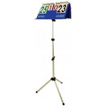 Porter 830902 Flip Volleyball Scoreboard w/ Tripod