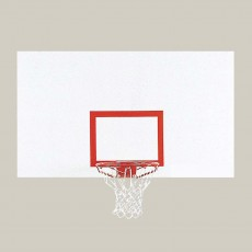 Bison Rectangular Steel Basketball Backboard, BA472