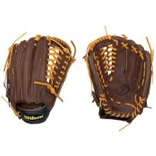 Wilson WTA1500BBKP92X Pro Soft Yak Glove, 12.5