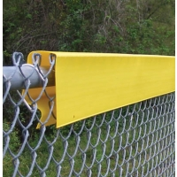 Baseball/Softball Fence Safety Top Cap