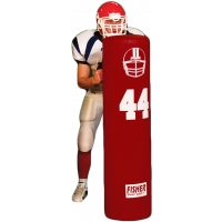 "Fisher SUD-5414 Stand up Football Dummy, 14"" Dia., 54""H"