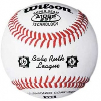 Wilson A1082BSST Babe Ruth Tournament Baseball