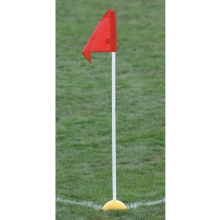 Champion set/4 Universal Soccer Corner Flags, SCF40