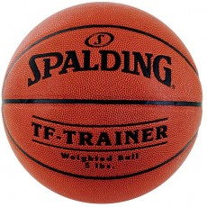 "Spalding 6lb TF-Trainer 29.5"" Weighted Basketball"