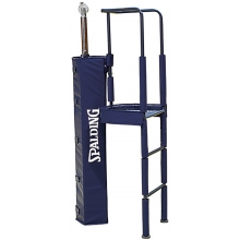 Spalding 438-051 Attached Volleyball Referee Stand & Pad