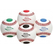 Diamond DTS-BB DOT Colored Dot Training Baseball Set