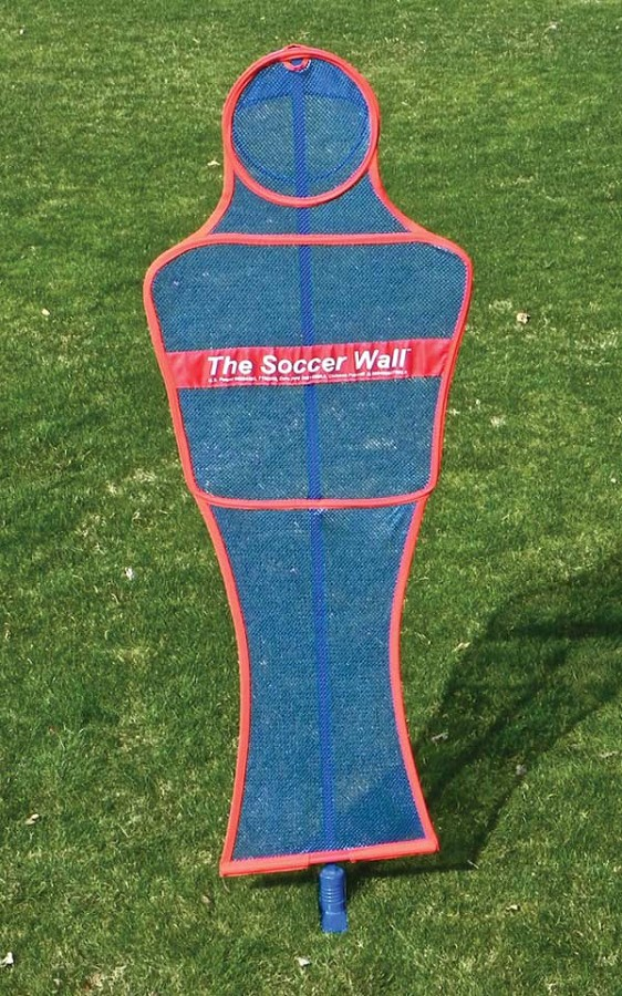 Soccer Wall 100ms Pro Training Mannequin Single