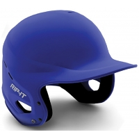 Rip-It Baseball Batting Helmet, MATTE, MEDIUM/LARGE