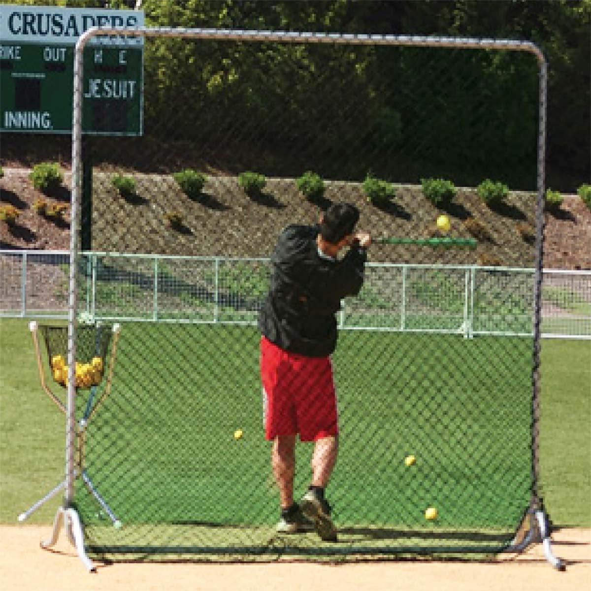 fungo pitching machine