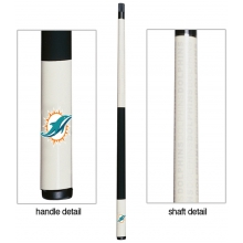 Miami Dolphins NFL Billiards Cue Stick