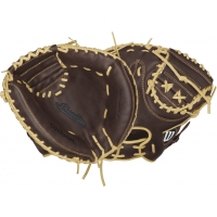 Wilson WTA08RB16CM34 Showtime Catcher's Mitt, 34""