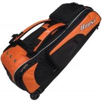 Diamond Boost Wheeled Baseball/Softball Equipment Bag, 35''L x 13''W x 12''H